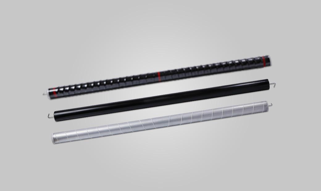 インキ撹拌棒 グラビア印刷・ドライライミネートのインキ・接着剤を撹拌し乾燥被膜を防止します。